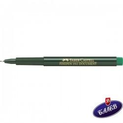 FC 1511 Тънкописец зелен
