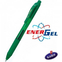 PENTEL Ролер BL107 зелен