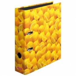 Herlitz класьор А4 лимон