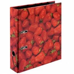 Herlitz класьор А4 ягода