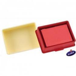 KOH-I-NOOR Гума хлебна червена в кутия