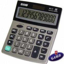 DOSY/EXXO Калкулатор EC-17 12 разряда