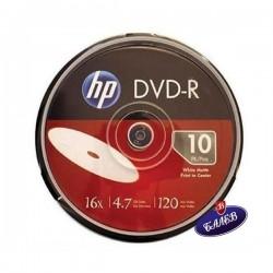 HP DVD-R Шпиндел 10бр.