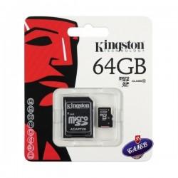 KINGSTON Mirco SD памет 64GB