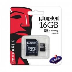 KINGSTON Mirco SD памет 16GB