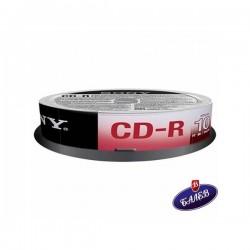 SONY CD-R 700MB Шпиндел 10бр.