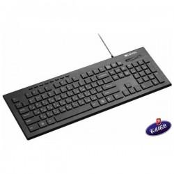 CANYON Клавиатура HKB2 USB черна