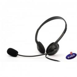 LOGIC Слушалки с микрофон LH-20