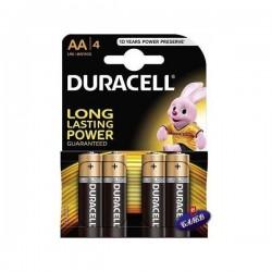DURACELL Батерия алкална R6 оп.4