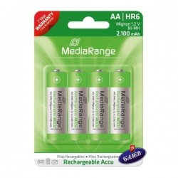 MEDIARANGE Батерия акум. 4х2100mAh