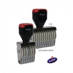 TRAXX Номератор 10 цифри N05-10
