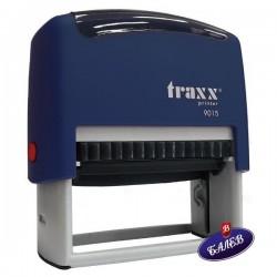 TRAXX Печат PR50 32/70мм син 9015