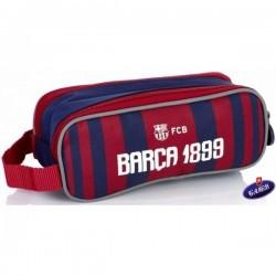 Barcelona несесер овал 2ципа FC-178