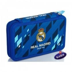 Real Madrid несесер пълен 2цип RM-134