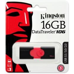 Kingston USB флаш памет 16 gb