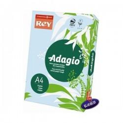ADAGIO картон Blue А4 250л.