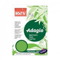 ADAGIO картон Deep Green А4 100л.