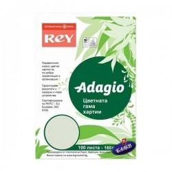 ADAGIO картон Green А4 100л.