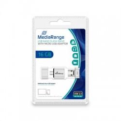 MEDIARANGE USB FLASH 16GB OTG