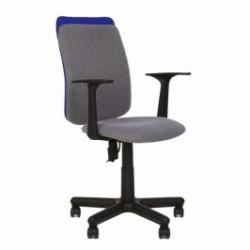 Работен стол VICTORY сив/син