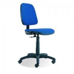 Работен стол SATURN ECO син + черен