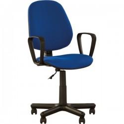 Работен стол PRESTIGE GTP + подлакътници син