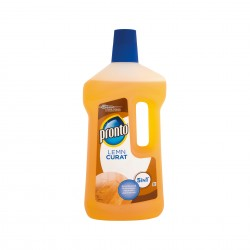 Pronto Препарат за почистване на под, за дърво, 750 ml