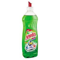 Medix Препарат за миене на съдове Max Power, ябълка, 500 ml, зелен