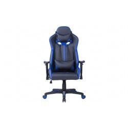 Геймърски Стол ESCAPE черен + син
