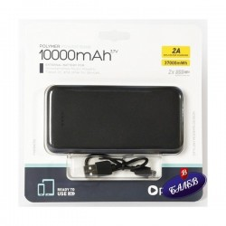 PLATINET Външна батерия 10000mAh black