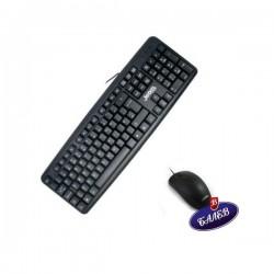 USB Клавиатура+мишка JEDEL