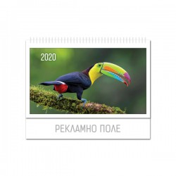 Календар пирамида Птици