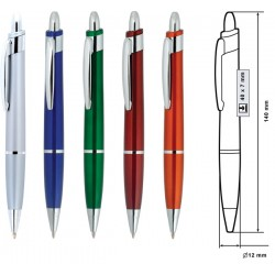 Химикалка MP-984A пластмасова