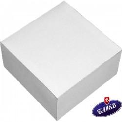 Кубче офсет 9 х 9 см.