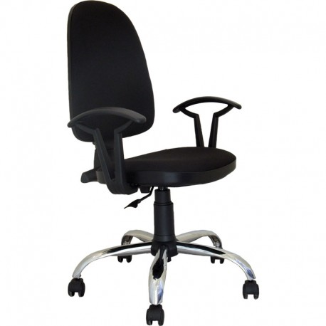 Работен стол Prestige GTP 27 steel