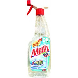 Препарат за почистване на стъкло Medix помпа 500 мл. +250 мл. ГРАТИС памук