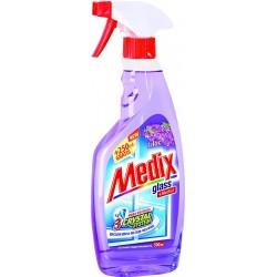 Препарат за почистване на стъкло Medix помпа 500 мл. +250 мл. ГРАТИС виолет