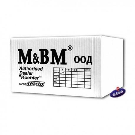 M&BM хартия Принтерна 240/11/1