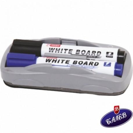 MIKRO Комплект за бяла дъска MR 700