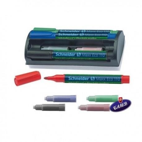 SCHNEIDER 110 К-т борд маркери+гъба