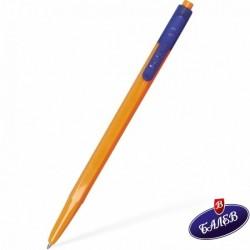 MIKRO 33 Химикалка синя ORANGE