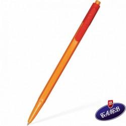MIKRO 33 Химикалка червена ORANGE