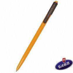MIKRO 33 Химикалка черна ORANGE
