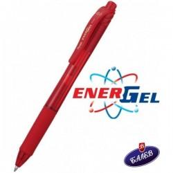PENTEL Ролер BL107 червен