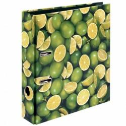 Herlitz класьор А4 зелен лимон