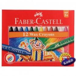 FC Пастели 12 цвята восъчни