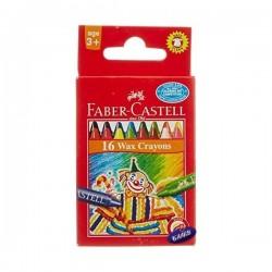 FC Пастели 16 цвята восъчни