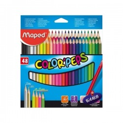 MAPED COLOR PEPS 48цв