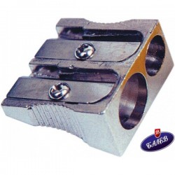 CENTRUM Острилка метална двойна 80339