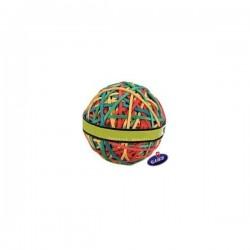 Ластици 135гр. цветни топка